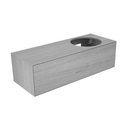 Тумба подвесная для раковины Keuco Edition Lignatur 33372 с 1 ящиком 140x40 ФОТО