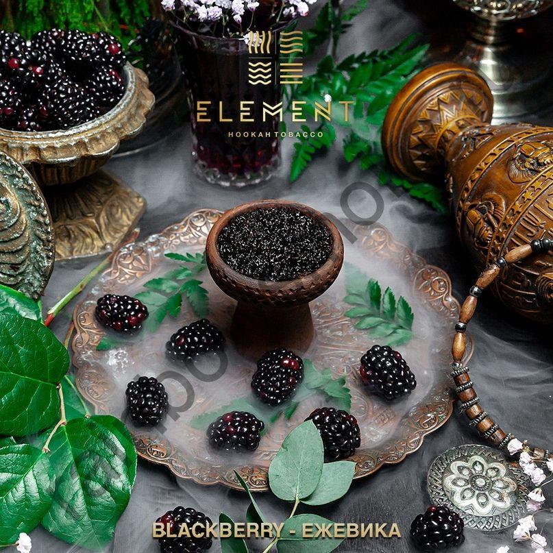 Element Земля 100 гр - Ежевика (Blackberry)