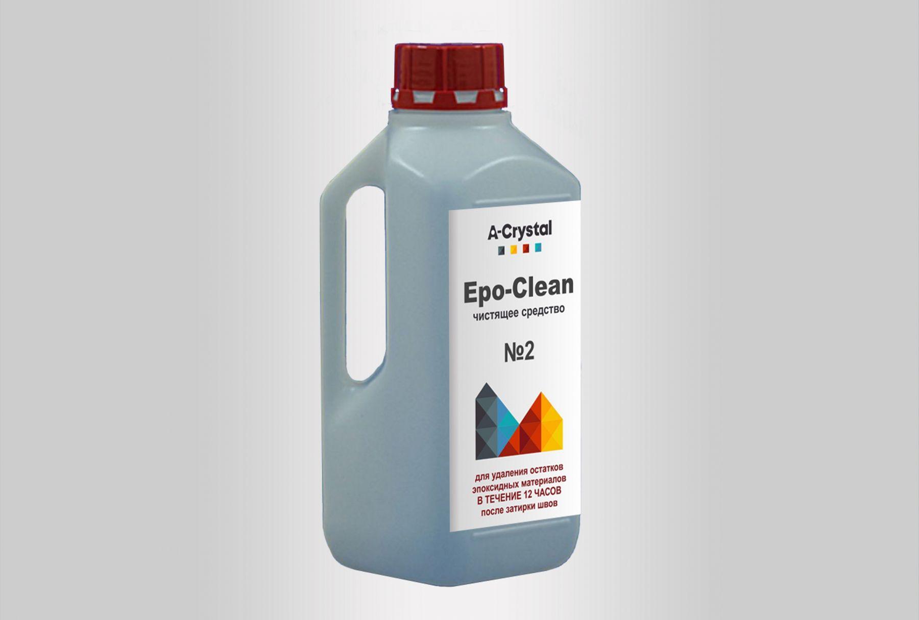 Очиститель затирки Epo-Clean №2 1кг.6 часов
