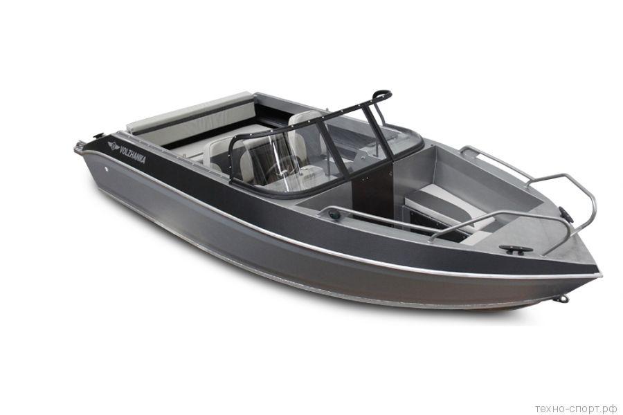 Лодка Волжанка 51 Bowrider