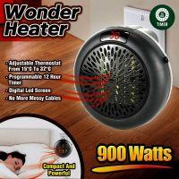 Портативный обогреватель с дисплеем Warm Air Blower (6)