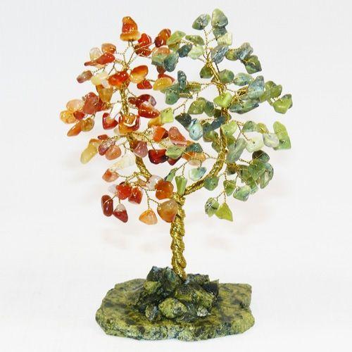 Дерево Любви - Сердолик и Нефрит