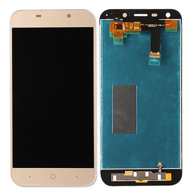 LCD (Дисплей) ZTE Blade A6/Blade A6 Lite (в сборе с тачскрином) (gold) Оригинал