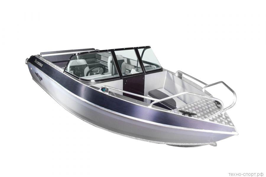 Лодка Волжанка 53 Bowrider