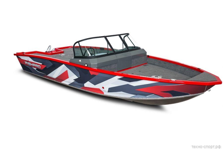 Лодка Волжанка Fishpro 54
