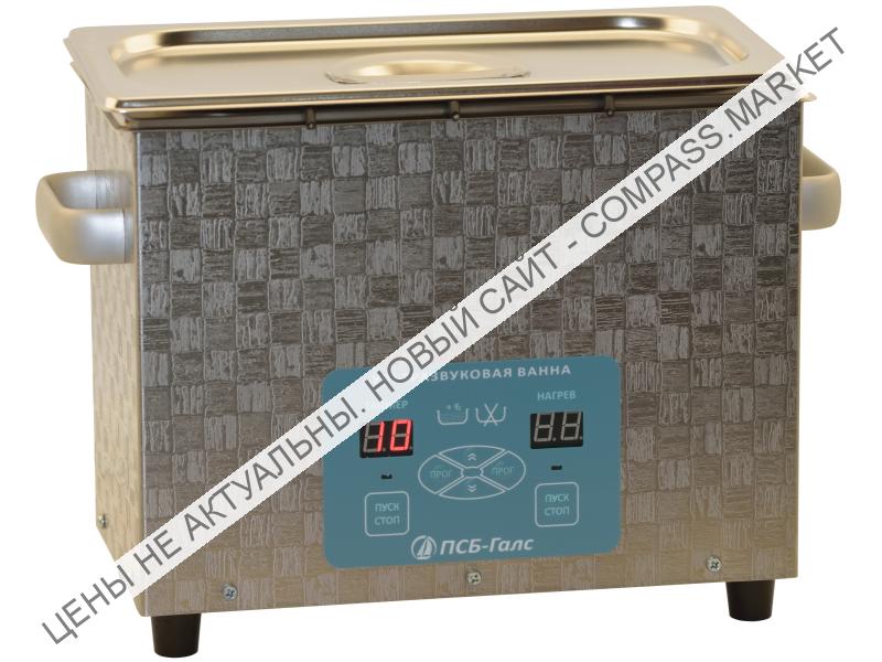 Ультразвуковая ванна ПСБ-40 (4,0 литра)
