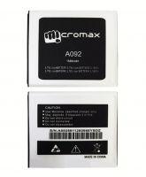 Аккумулятор Micromax A092 Canvas Quad Оригинал