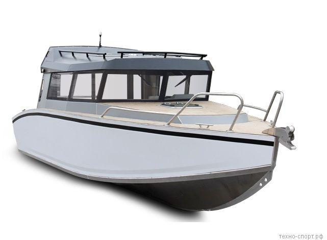 Лодка VOYAGER 700 Cabin