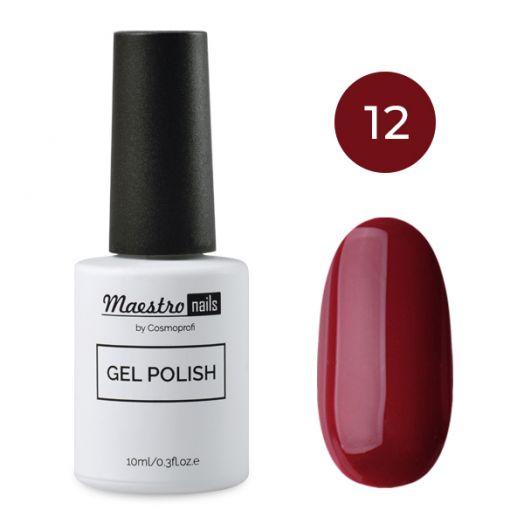 Гель-лак Maesto nails 10 мл  №12