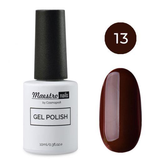 Гель-лак Maesto nails 10 мл  №13