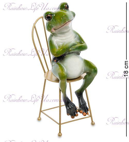 "Фигурка лягушонок на стуле ""MN"""