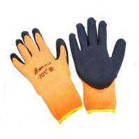 Перчатки рабочие зимние с покрытием из вспененного латекса #429 (2)