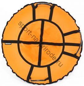 Тюбинг Hubster Хайп оранжевый 110 см