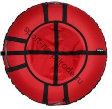 Тюбинг Hubster Хайп красный 110 см