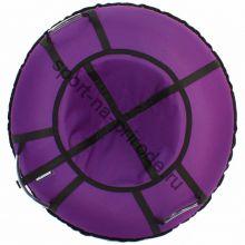Тюбинг Hubster Хайп фиолетовый 100 см