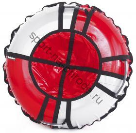 Тюбинг Hubster Sport Pro красный-серый 120 см
