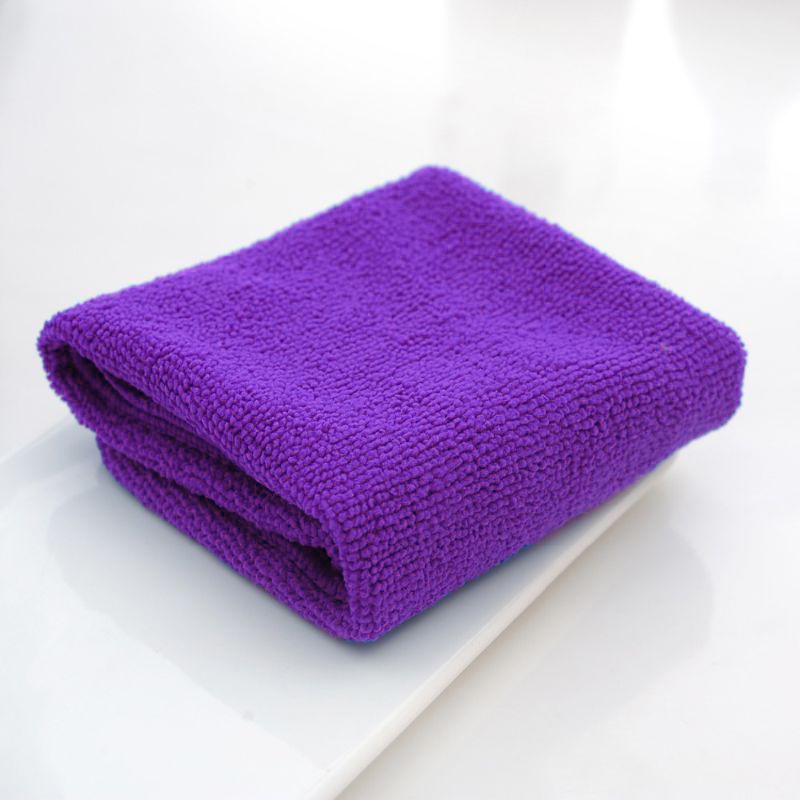 Салфетка из микрофибры Apollo Royal, 80х100 см, цвет Фиолетовый
