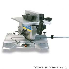 Пила маятниковая торцовочная 1,1кВт диск 250мм, наклон 0-45гр TM43L VIRUTEX 4300600