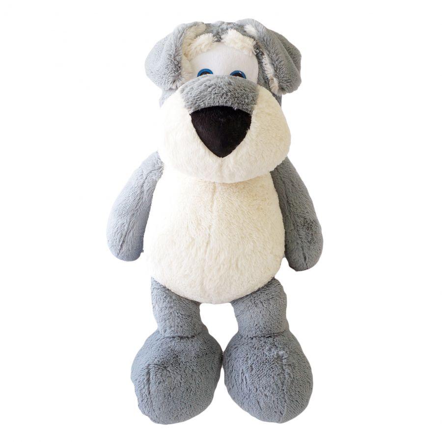 Собака Спайк (ОР-105см)(Д-95см) Серый