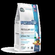Forza10  Regular Diet Pesce Диетический корм для кошек при аллергии (1,5 кг)