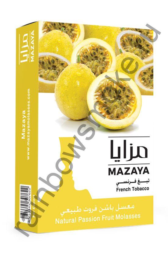 Mazaya 50 гр - Natural Passion Fruit (Натуральная Маракуйя)