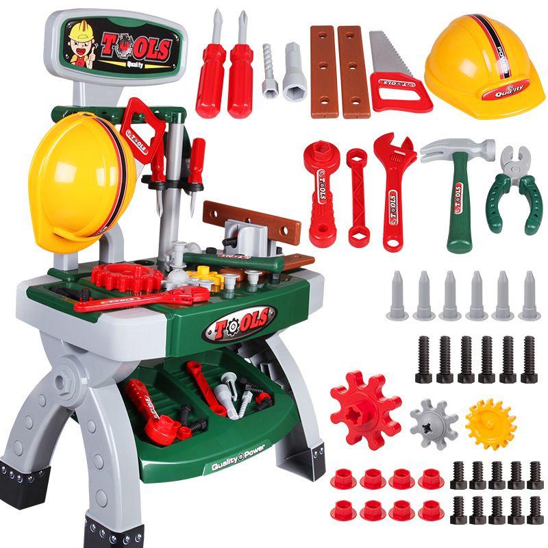 Набор детские инструменты с верстаком Tool Play Set (008-81)
