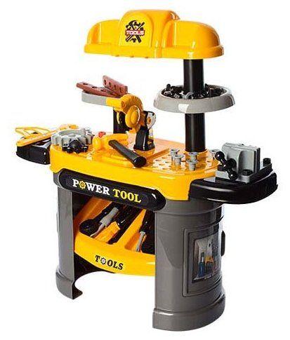Детский набор строительных инструментов 008-912