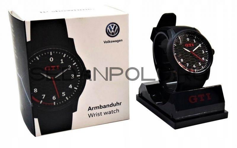 Наручные часы унисекс Volkswagen GTI Watch, Unisex, Black