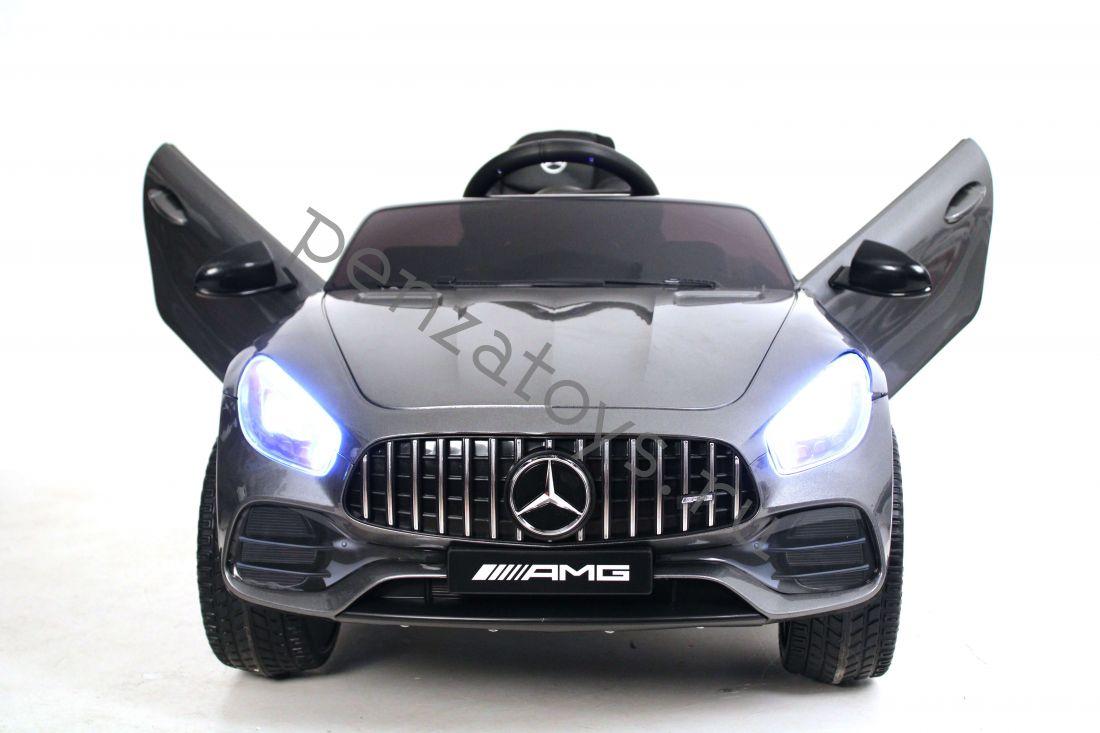 Электромобиль детский MERCEDES-BENZ AMG GT O008OO