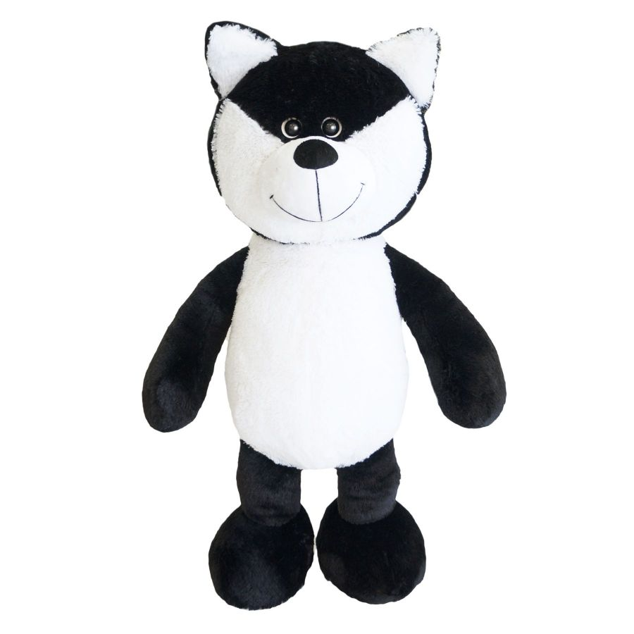 (Шкура) Алекс (ОР - 105см)(Д - 95см) Черный