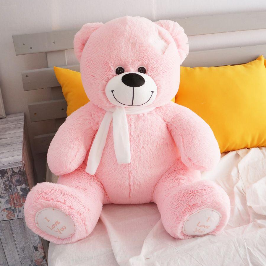 (Шкура) Артур (ОР-100см)(Д-80см) Розовый