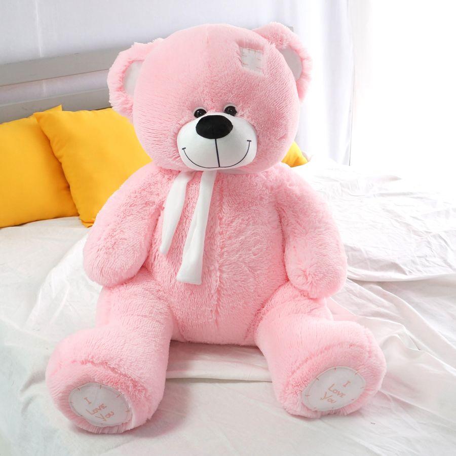 (Шкура) Артур (ОР-130см)(Д-95см) Розовый