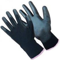 Перчатки нейлоновые, поулеритановый облив