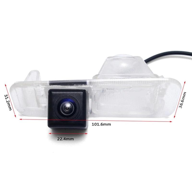 Камера заднего вида Киа Рио Хэтчбек 2005-2011
