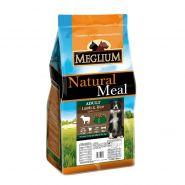 Meglium Adult Sensible Сухой корм для собак с чувствительным пищеварением, ягненок и рис, 3 кг
