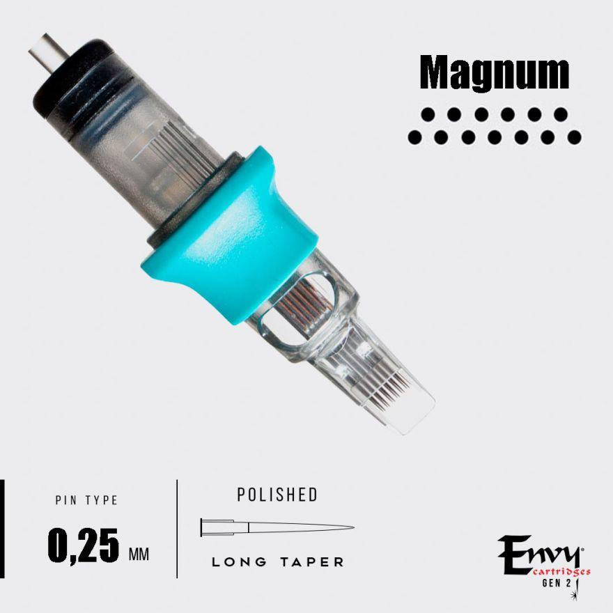 Картриджи Envy Gen 2. Magnum 0,25 mm - 1 шт