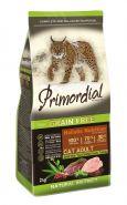 Primordial Grain Free Adult Сухой корм для кошек с уткой и индейкой, 400г