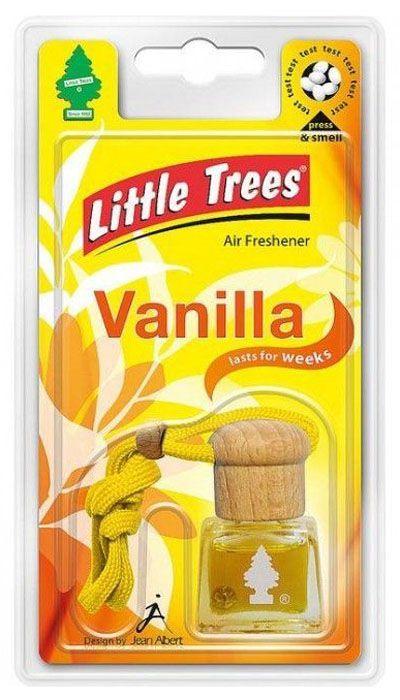 "Ароматизатор подвесной Little Trees Bottle  ""Ваниль"""