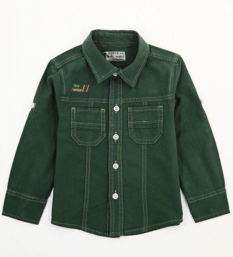 Рубашка для мальчиков 2-5 лет Bonito Jeans, хаки