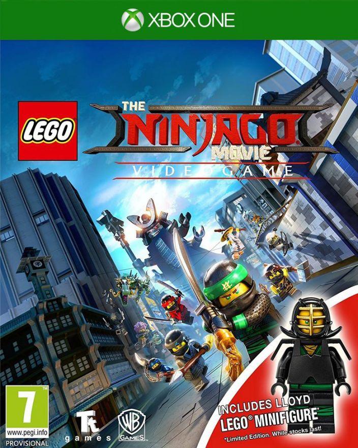 Игра Lego Ниндзяго Фильм - Minifigure Edition (Xbox One)