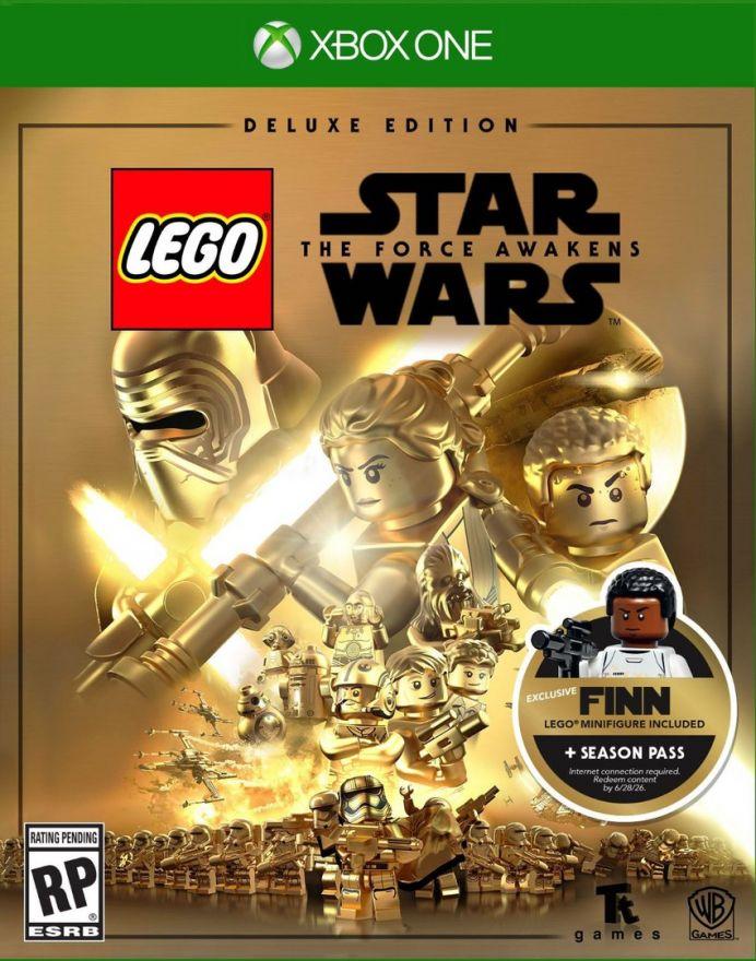 Игра Lego Звездные войны Пробуждение силы - Dekuxe Edition (Xbox one)