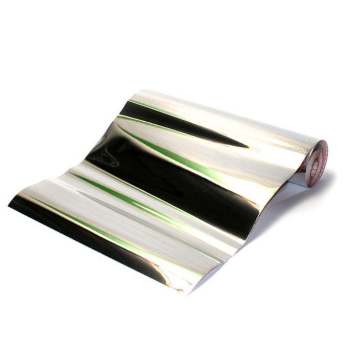 Безопасное зеркало - самоклеющаяся зеркальная пленка размер 50х50 см