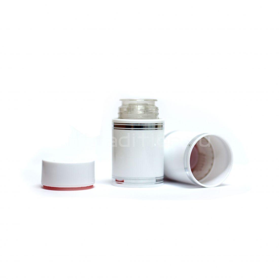 Полимерный колпачок с дозатором белый (Гуала 58 мм) / 10 шт