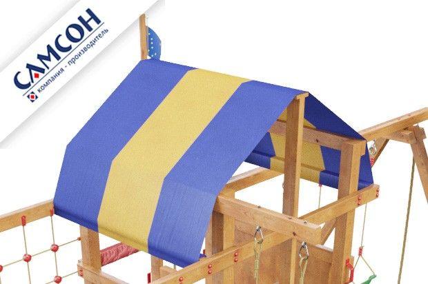 Крыша из ткани для ДИП Аляска