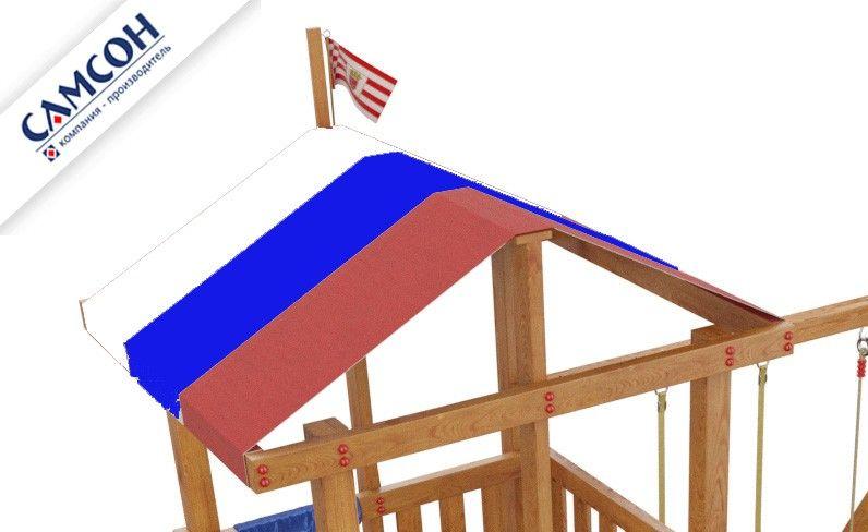 Крыша из ткани для ДИП Россия