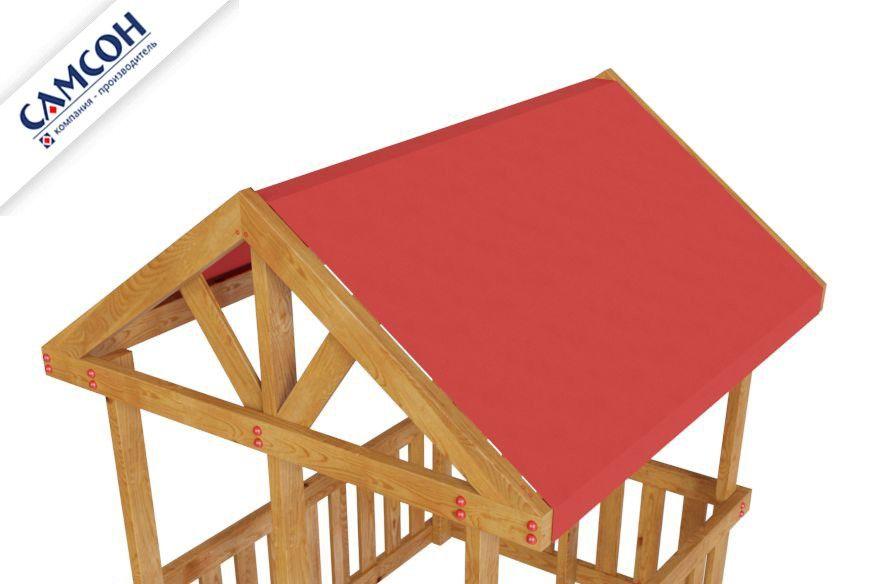 Крыша из ткани для беседки Гоа