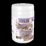 POLIDEX Gelabon витамины для кошек (80 таб )