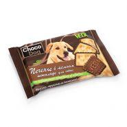 CHOCO DOG печенье в тёмном шоколаде лакомство для собак (30г)