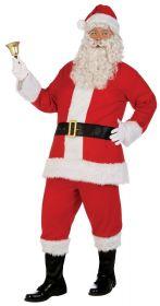 Новогодний костюм Санта Клаус (большой размер) взрослый