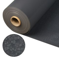 Лайнер (пленка для бассейна) Cefil Reflection темно-серый с объемной текстурой
